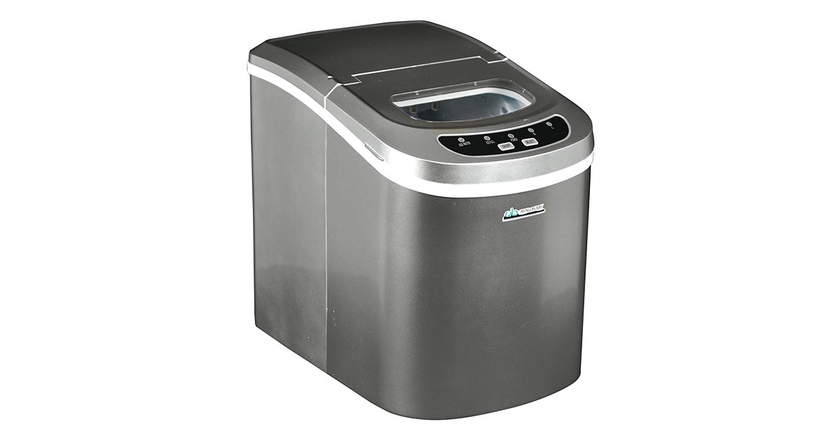 Avalon Bay AB-ICE26S Portable Ice Maker Review 2020